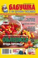 Бабушка и ее лучшие секреты №01/16