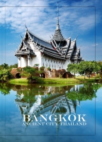 Тетрадь А4, 80 л.  (Бангкок)