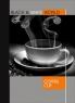 "Тетрадь А4/96 л. серия ""Black & White"". Чашка кофе"
