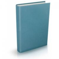 Ежедневник датированный, А5, sarif, темно-зеленый