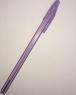 Ручка синяя шариковая Tiki Light, фиолетовый корпус