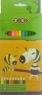 Карандаши цветные ZiBi. 12 штук.