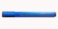 Маркер синий перманентный трехгранный Navigator 1-3мм