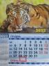 Квартальный календарь на 1 пружину, Тигр4