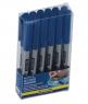 Маркер синий перманентный Buromax 0.6 мм