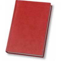 Еженедельник датированный А5, winner, красный