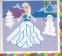 Супер мозаїка з наліпок. Принцеси та феї