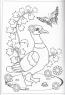 Розмальовка А4 (домашні тварини)