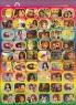 Раскраска 90 наклеек (Лего Френдс)