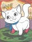 Аплікації+розмальовки А4, Веселі кошенята