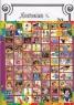 Розмальовка маска+лабіринт (130 наліпок) (Disney princess)