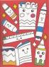 Перша Кольорова книжка для Хлопчиків (Восьминіг)