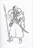 Розмальовка А4 (козаки)