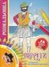 Розмальовка А4, 16 кольорових наліпок (Пірати)