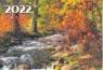 Карманный календарь на 2022 год, Речка