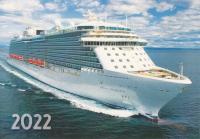Карманный календарь на 2022 год, Лайнер