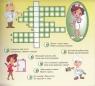 Дитячі кросворди з наліпками (Помидор)