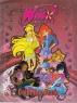 Раскраска А4, наклейки, Winx Club 1