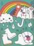 Перша Кольорова книжка для Хлопчиків (Ведмедик)