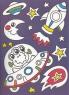 Перша Кольорова книжка для Хлопчиків (Інопланетянин)