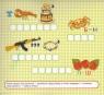 Дитячі філворди-ребуси з наліпками (Гном)