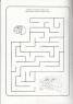 Раскраска А4, 108 наклеек (Кот Леопольд)