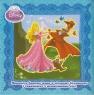 Супер розмальовка за зразками та наліпками (Принцеса Аврора)