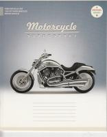 Тетрадь 18 л., кл., цв., Школярик, Арт. 018-1832К, Мотоцикл3